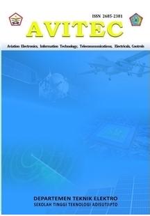AVITEC, Jurnal Teknik Elektro: Elektronika Penerbangan, Teknologi Informasi, Telekomunikasi, Kendali/Kontrol